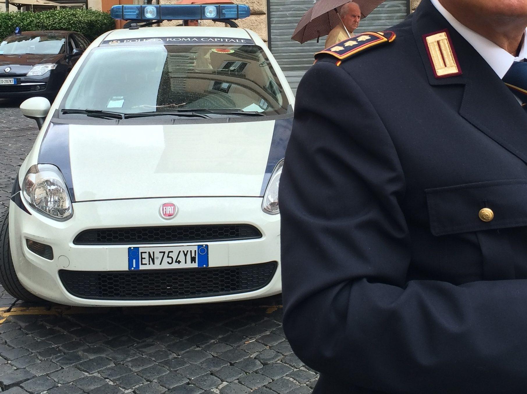 Nominato il presidente del concorso per 300 agenti di Polizia Locale a Roma
