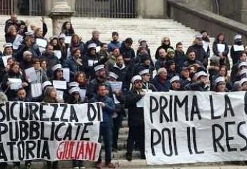 Vigili a Roma: 'Tronca concluda il concorso'