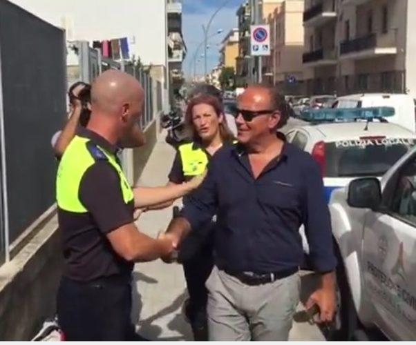 Polizia Locale di Alghero invia personale nei luoghi del sisma
