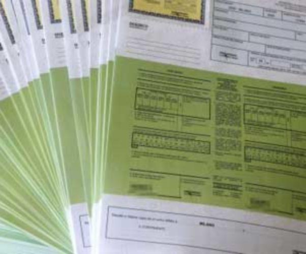 Basta certificato assicurativo al seguito!