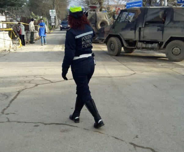 """La Polizia Locale in aiuto ai terremotati: Gestire l'accesso alla """"zona rossa"""""""
