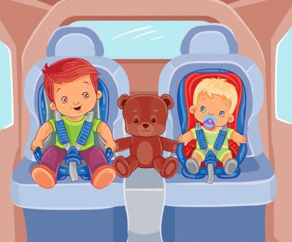 Neonati abbandonati in auto – Purtroppo sempre attuale