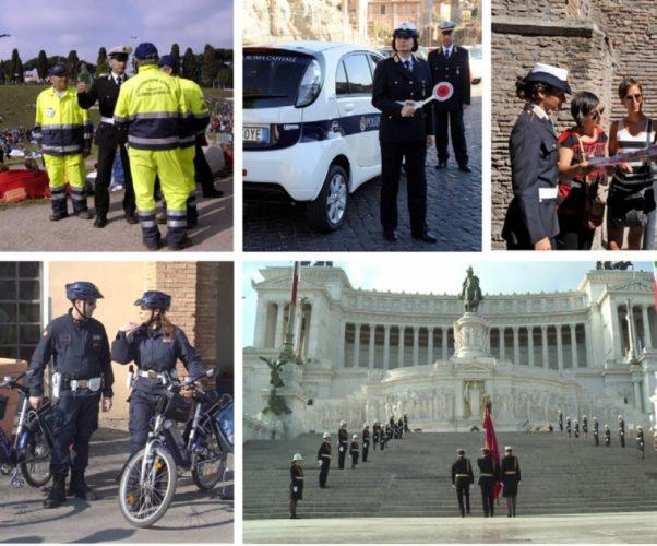 Noi con… Polizia Roma Capitale – Manuale dei servizi al cittadino