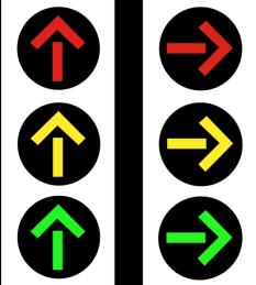 Al semaforo corsia sbagliata sanzionata con dispositivo elettronico