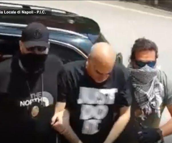 """Napoli, blitz anti-terrorismo della Polizia Locale: arrestato """" Zidane """""""