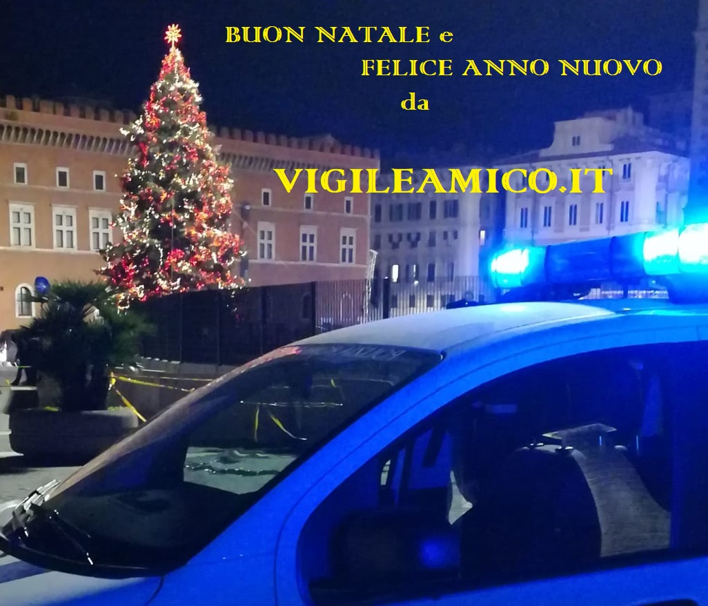 Auguri da VIGILEAMICO.IT
